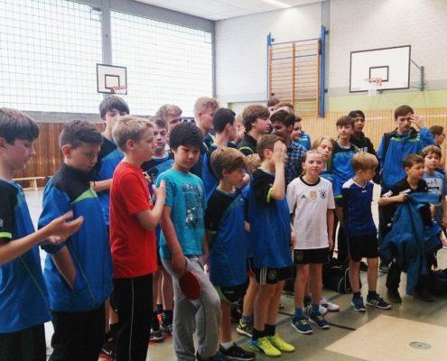 Jugend Vereinsmeisterschaft 2016
